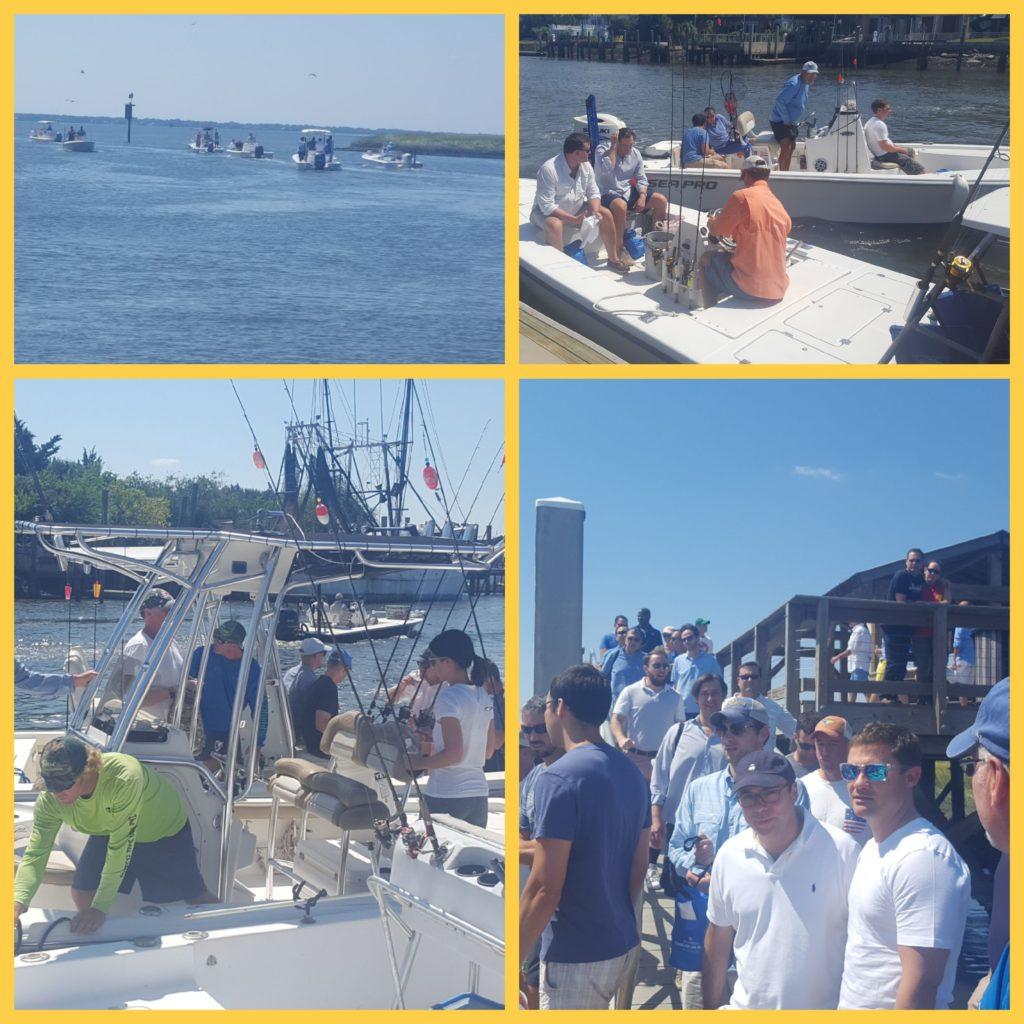 group fishing trips