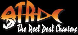 The Reel Deal Fishing Charters, Charleston, SC Logo