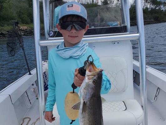 book fishing charter