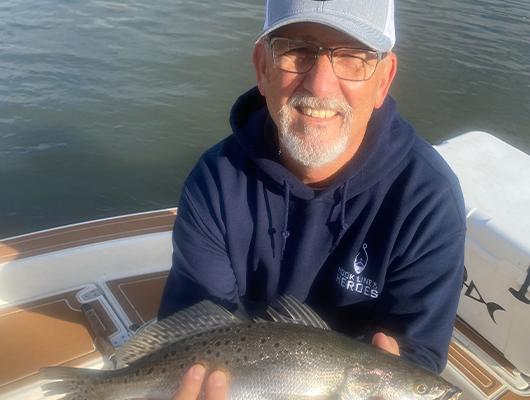fishing in charleston charter trip