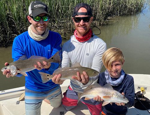 Fishing Guides Charleston
